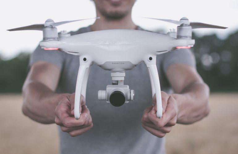 DJI crea aplicación para identificar drones