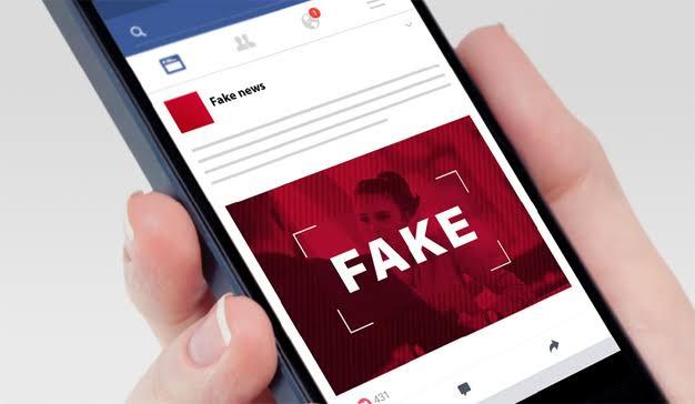 Redes sociales para campañas de desinformación.