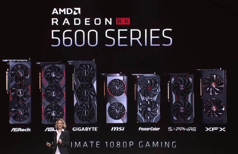 Radeon RX5600 XT: la nueva apuesta de AMD